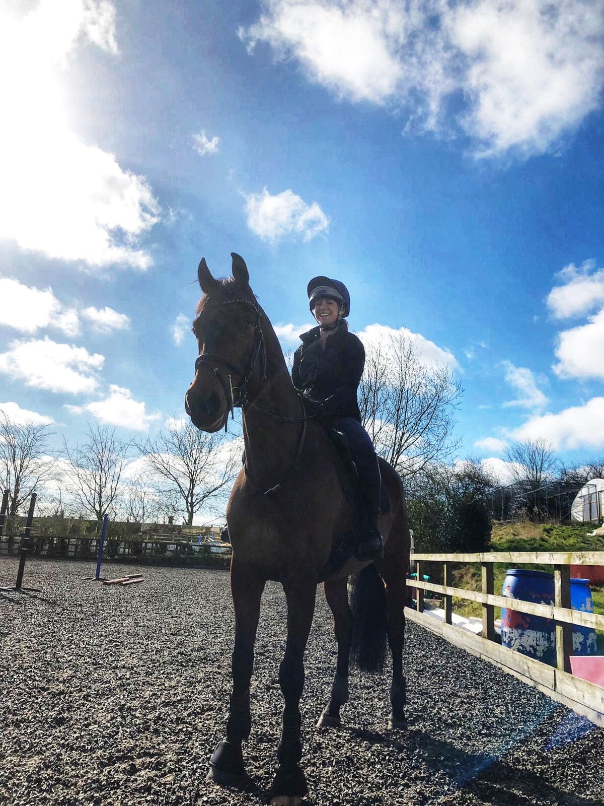 Coping with Covid-19 and NO EVENTING!